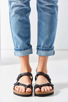 Birkenstock Mayari Slide Sandal - Urban Outfitters