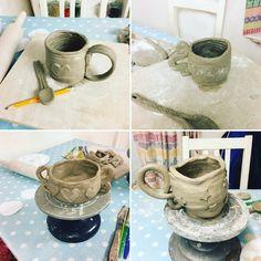 Mug and spoon adult workshop