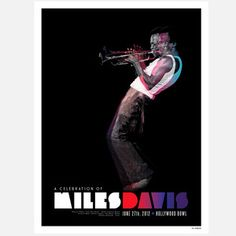 Miles Davis Print, 30€, now featured on Fab.