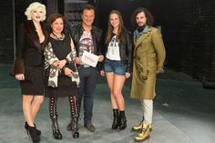 Ex-#GZSZ Star Senta Sofia Delliponti bei #PromiShoppingQueen #VOX #RTL
