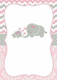65 ideas baby shower elephant theme invitations products for 2019 Tarjetas Baby Shower Niña, Invitaciones Baby Shower Niña, Imprimibles Baby Shower, Baby Shower Brunch, Baby Boy Shower, Baby Shower Gifts, Baby Shower Centerpieces, Baby Shower Decorations, Baby Elefante