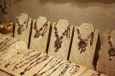 Bustos para jóias
