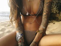Gypsy Living Traveling In Style|  Tattoo Art | Modern Gypsy Queen| Serafini Amelia