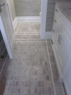 flooring- bathroom
