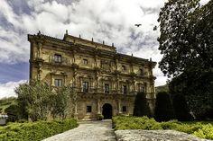 Palacio de Soñanes hotel 4*S - Hotel en Villacarriedo - Exterior del Palacio by abba hotels,  #Cantabria #Spain