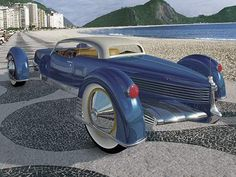 Just a Car Guy: Tucker's 2nd try (The Carioca) was from a De Sakhnoffsky design, and potentially would have been made in Brazil