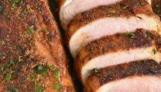 Garlic Dijon Bacon Wrapped Pork Tenderloin - Will Cook For Smiles Pork Tenderloin Recipe Brown Sugar, Leftover Pork Tenderloin, Bacon Wrapped Pork Tenderloin, Beef Tenderloin Roast, Roasted Pork Tenderloins, Pork Tenderloin Recipes, Pork Roast, Pork Loin, Bacon Ham Recipes