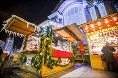 Brussels Christmas Market Copyright Visit Brussels. More Christmas Markets on @ebdestinations