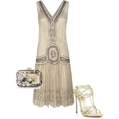 """""""Evening Out"""" by mahaden on Polyvore"""