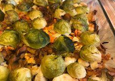 Sprouts, Dinner, Vegetables, Food, Bulgur, Dining, Food Dinners, Essen, Vegetable Recipes
