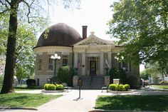 Greenville IL, home to Greenville College