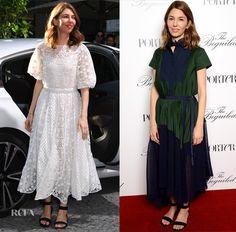 Sofia Coppola In Christian Dior & Sacai - 'The Beguiled' Munich Film Festival Premiere and London Screening - Red Carpet Fashion Awards