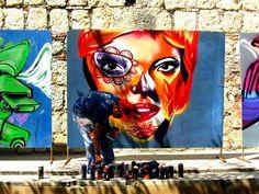 Graffiti & Hip-Hop Festival in Oaxaca, Mexico