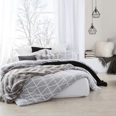 Hedges Quilt Cover Set - www.pillowtalk.com.au