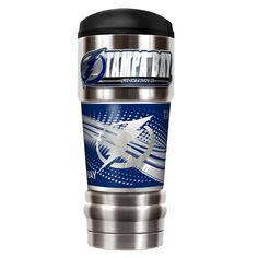 Tampa Bay Lightning MVP 16-Ounce Tumbler, Multicolor