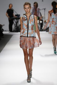 Nanette Lepore RTW Spring 2013 - Slideshow - Runway, Fashion Week, Reviews and Slideshows - WWD.com