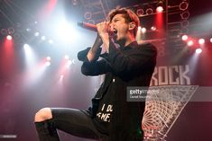 Takahiro Moriuchi of One Ok Rock performs at House Of Blues Chicago on September 29, 2015 in Chicago, Illinois.