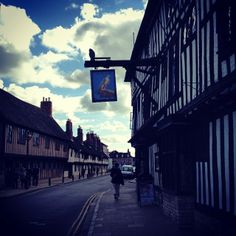 Stratford-upon-Avon ve městě Stratford-upon-Avon, Warwickshire