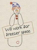 Free patterns for primitive inspirational stitchery and folk art quilts