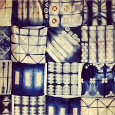 shibori, tie and dye, japan, technology, washed