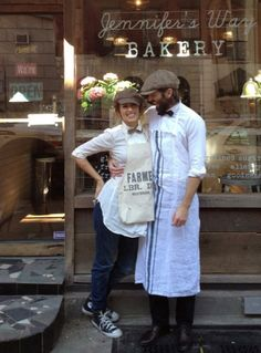 9 Healthiest Bakeries in New York - Jennifers Way, Love her style in this photo