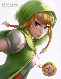 Linkle, by dandon fuga