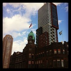 Hotel New York | Rotterdam | barbaravisser on Instagram