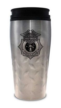 Harley-Davidson® Firefighter Original Travel Mug Stainless Steel 12 oz.