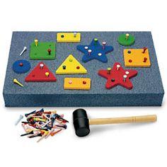 Nasco's Pounding Board Set