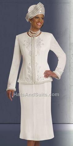 78 Best Women Knit Suits Images On Pinterest Church Dresses
