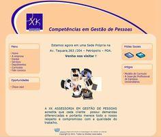 XK - Desenvolvido por W3alpha. www.w3alpha.com.br