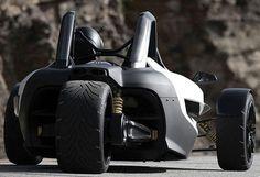 volkswagen gx3 trike concept