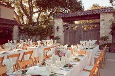 Holman Ranch Wedding, Carmel Valley  Photo by Carlie Statsky Photography