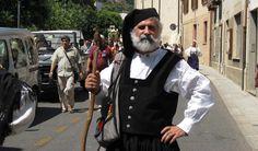 Tradional clothing from Sardinia, Italy. Sardegna