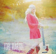West Texas Sweetheart: Tori Martin's From Here to There- EP