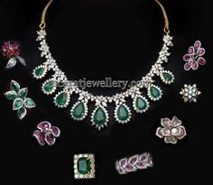 Jewellery Designs: Exclusive Set by Anantham Jewellery