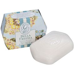 Greenleaf Home Bath & Beauty Signature 6 oz Bar Soap Bella Freesia Soap Packing, Cotton Blossom, Best Soap, Soaps, Fragrance, Pure Products, Bar, Gifts, Stuff To Buy