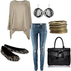 cute and casual....created by ashlee470.polyvore.com