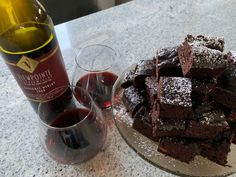 Viewpointe Estate Winery 2008 Cabernet Merlot with Flourless Sweet Potato Brownies. Sweet Potato Brownies, Brownie Ingredients, Cooking Sweet Potatoes, Essex County, Complete Recipe, Red Fruit, Unsweetened Cocoa, Wineries, Almond Butter