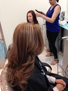 Time for change ? Come see me :) Kristy @ clip mapleview 905-632-2547