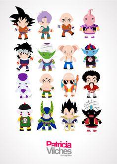 Dragon Ball #ilustracion #vector #dragonball #boladedragon