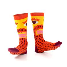 "Ana Benaroya's very popular ""Beard"" socks $12"