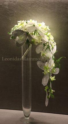 Eiffel Tower Vases, Centrepieces, Bouquets, Glass Vase, Winter, Flowers, Artist, Design, Decor
