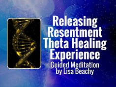 Releasing Resentment Guided Meditation 💙 Theta Healing Experience - I you are holding onto resentment and it is time to let it do so that you can lead a heal. Chakra Healing Meditation, Guided Meditation, Finding Inner Peace, Theta, Angel Healing, Spirituality, Stress, How Are You Feeling, Mindfulness
