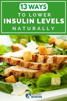 High insulin levels in your blood can lead to many serious health problems. Here are 14 diet and lifestyle changes you can make to reduce your insulin.