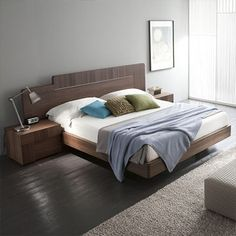 air platform bed from rossetto yliving