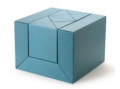 Riki Watanabe Carton Furniture