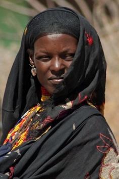 Muslim woman. Cameroon #Africa