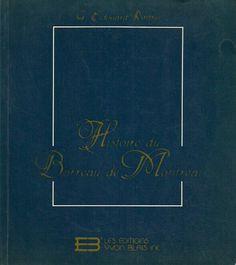 RINFRET, G.-EDOUARD. Histoire du Barreau de Montréal