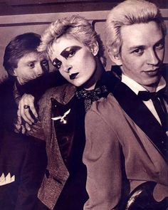 Siouxsie & the Banshees●○●パンクスタイル